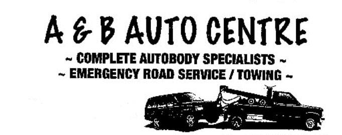 a&B Auto centre