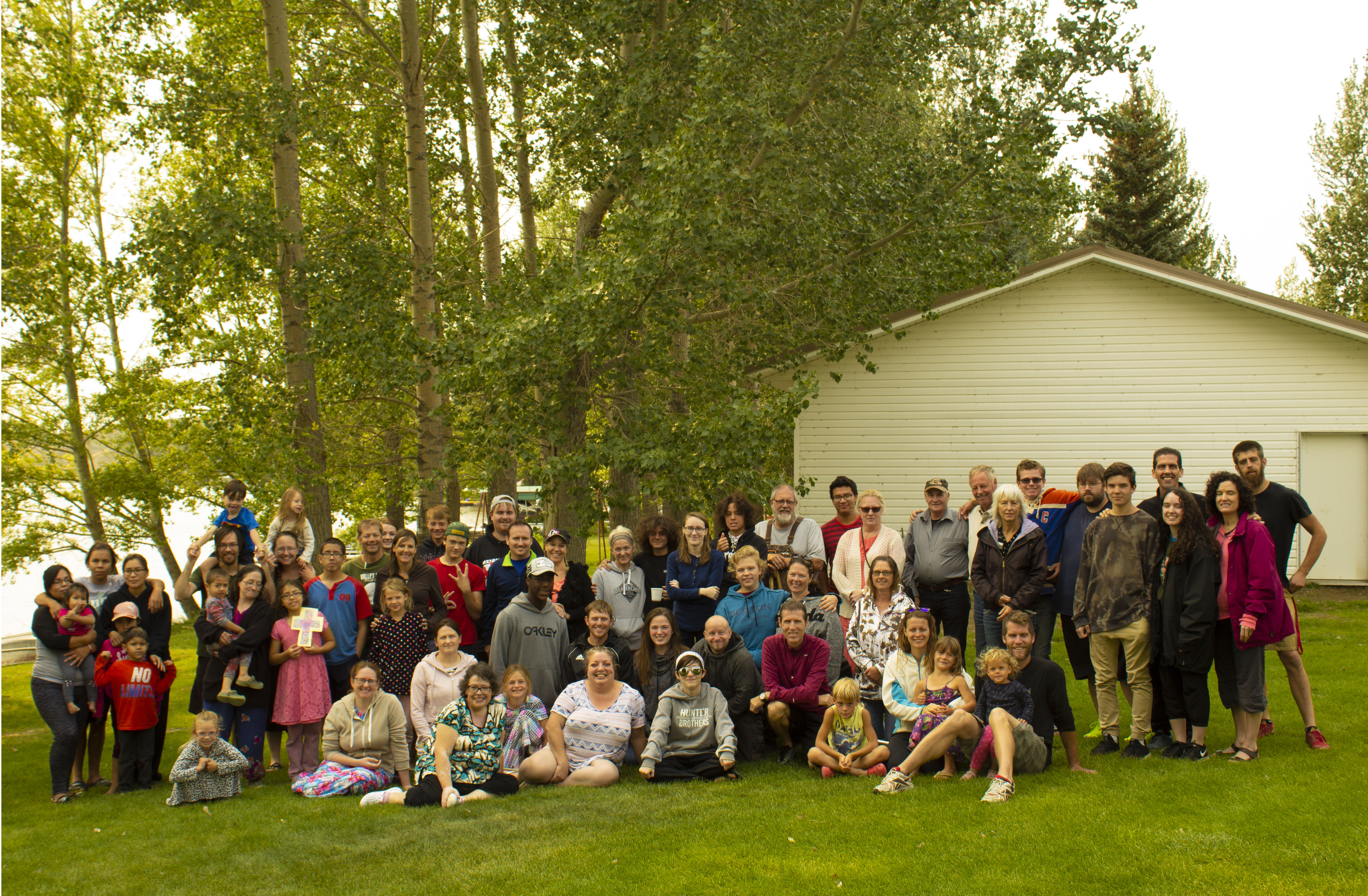 Family Camp Group Pic