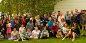 Family Camp Snap